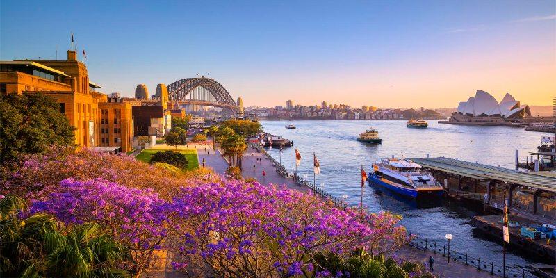 Daftar Tempat Wisata Gratis di Sydney