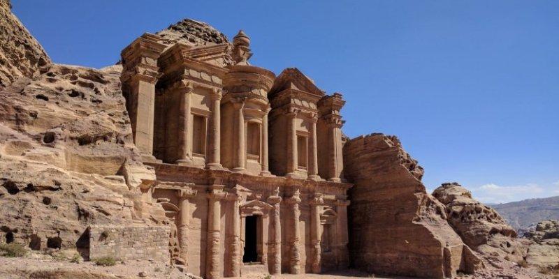 Yordania - Jelajahi Negara Kuno