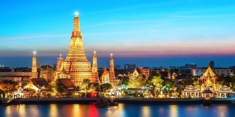 Tempat Terbaik Thailand