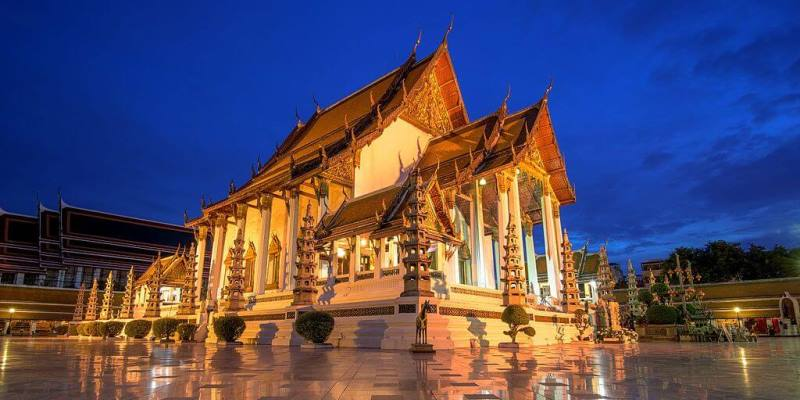 Terbaik untuk Dilihat Bangkok