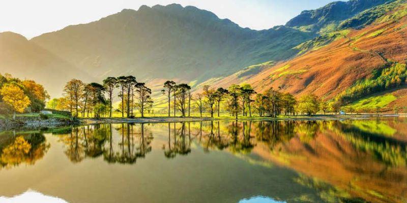Danau Indah Inggris