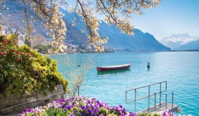 Danau Indah Swiss
